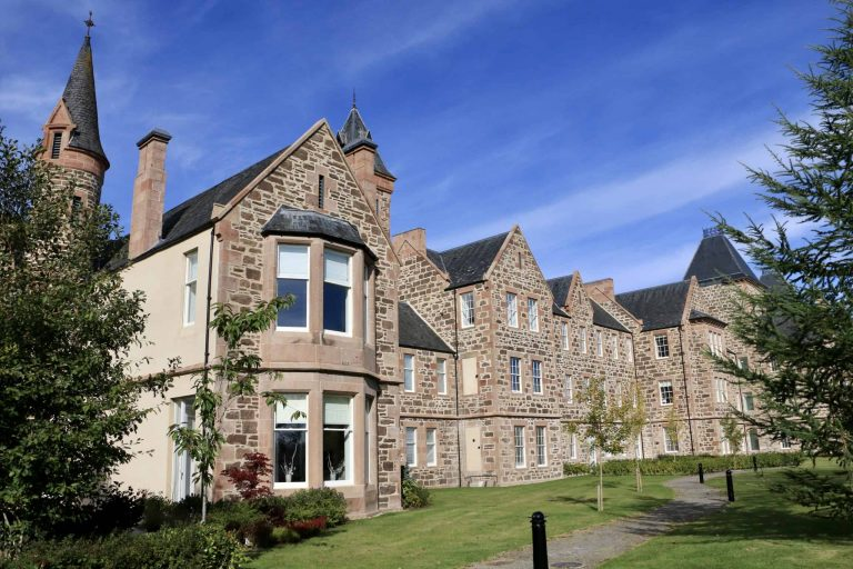 Latent defects insurance for Great Glen Hall